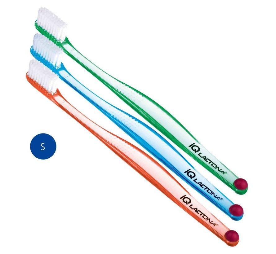 Lactona IQ Soft Tandenborstel
