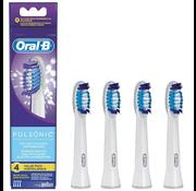 Oral-B Oral-B Pulsonic Opzetborstels - 4 stuks