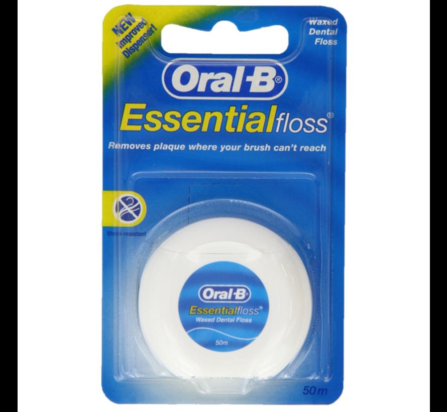 Oral-B Essential Floss - 50 meter