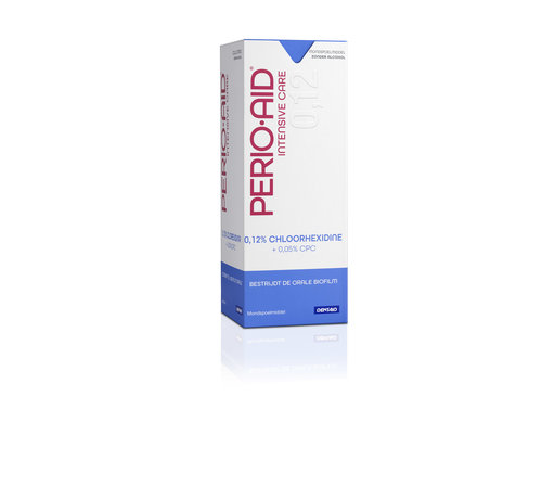 PerioAid Perio-Aid Intensive Care Mondspoelmiddel 0,12% - Copy