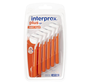 Interprox Plus Super Micro 2mm Oranje - 6 stuks - Copy