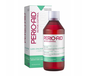 PerioAid Perio-Aid Active Control 0,05% Mondspoelmiddel