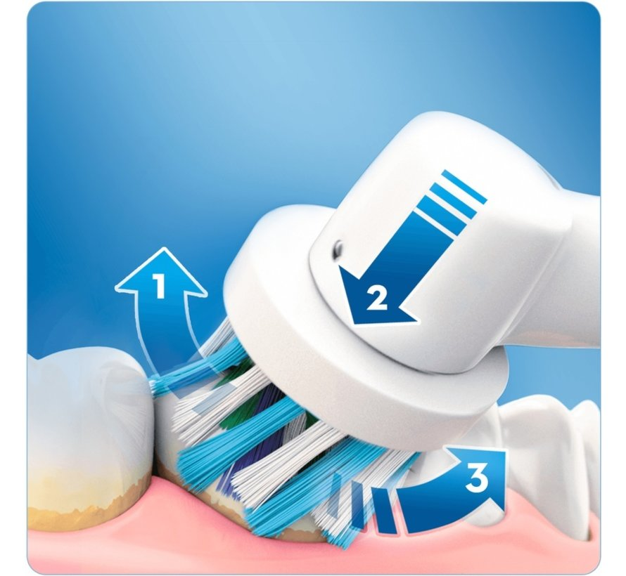 Oral-B Vitality 100 - Zwart