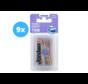Jordan Tandenstoker Dun - 9x 100 Stuks - Voordeelverpakking