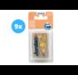 Jordan Tandenstoker Extra Dun - 9x 140 Stuks - Voordeelverpakking