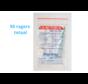 Lactona Interdentaal Ragers - Small 4mm - Groen - 10 gripzak x 5 stuks - Met gratis beschermhouder - Voordeelpakket