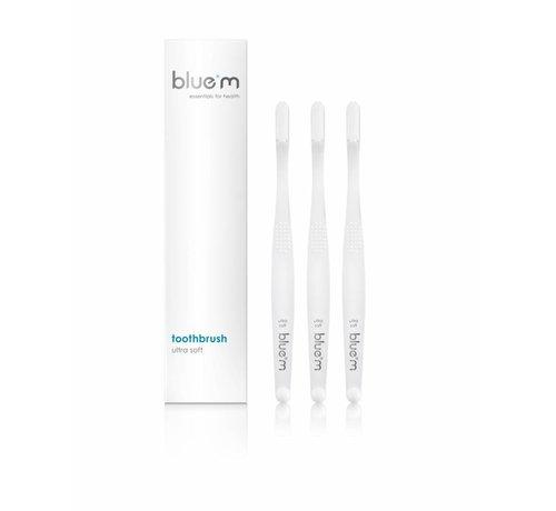 Bluem Bluem Tandenborstel Ultra Soft - 3 Stuks