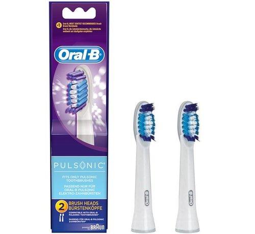 Oral-B Oral-B Pulsonic Opzetborstels - 2 stuks