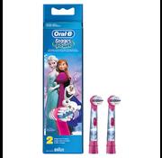 Oral-B Oral-B Opzetborstels Kids Frozen - 2 Stuks