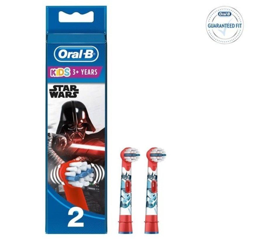 Oral-B Opzetborstels Kids Star Wars - 2 Stuks