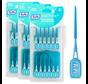 TePe Easypick M/L - Turquoise - 3 x 36 stuks - Voordeelverpakking