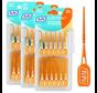 TePe Easypick XS/S Oranje - 3 x 36 stuks - Voordeelverpakking