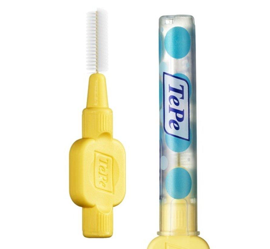 TePe Extra Soft Geel 0,70mm 3 x 25 stuks - Voordeelverpakking  - *Beste Koop*