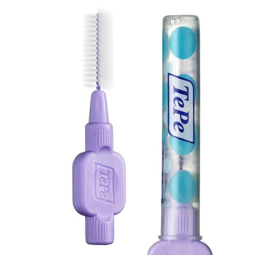 TePe Extra Soft Lila 1,1mm 3 x 25 stuks - Voordeelverpakking - *Beste Koop*