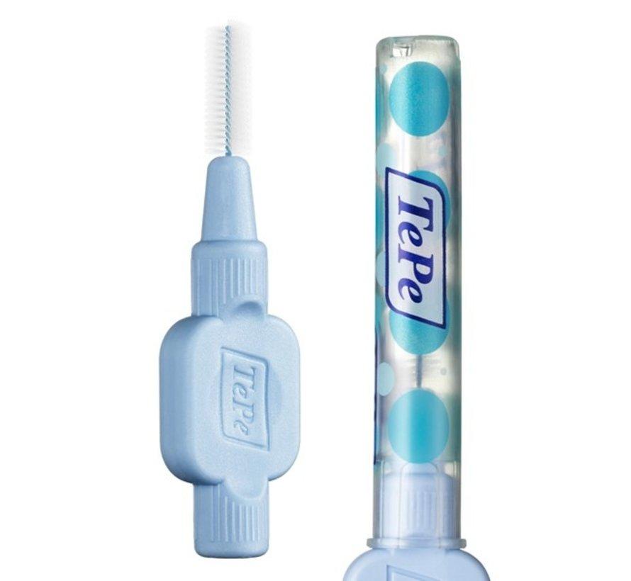 TePe Extra Soft - Blauw 25 stuks - Ragers - 0,6 mm