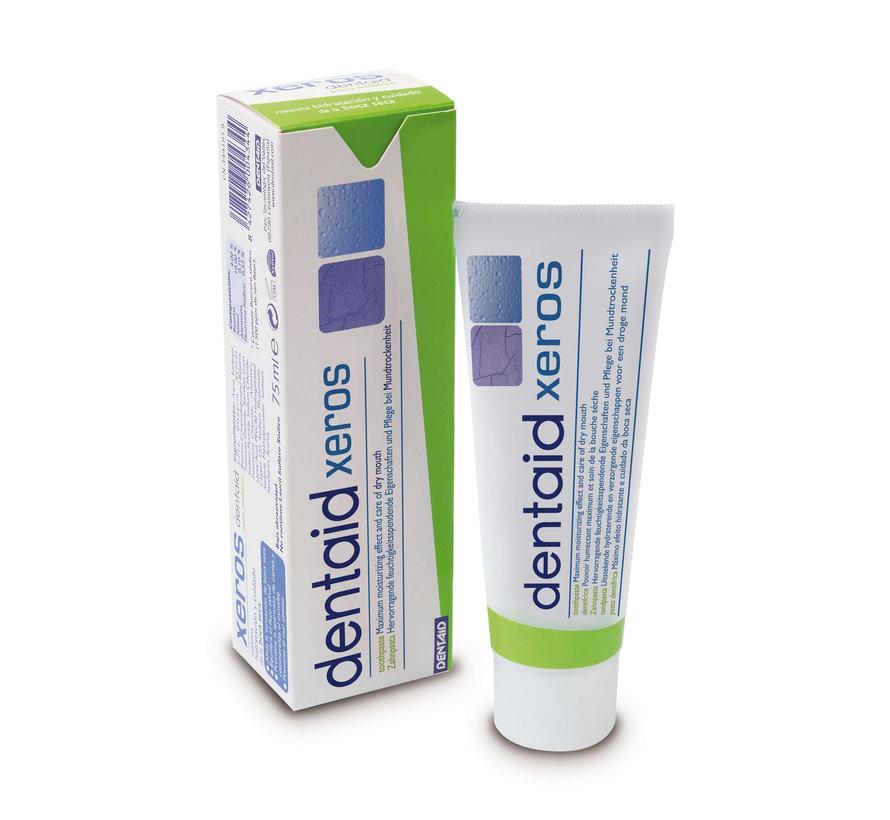 3x Dentaid Xeros Tandpasta - Effectief tegen droge mond - Voordeelpakket