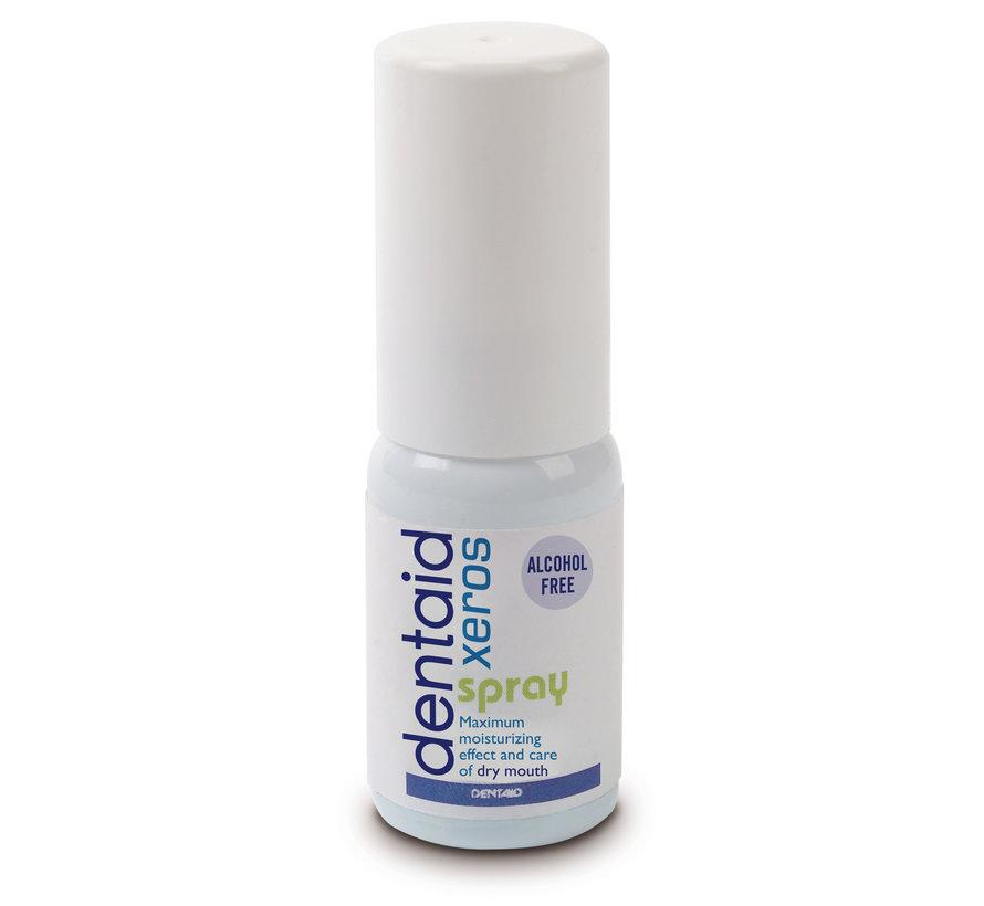 3x Dentaid Xeros Spray - Effectief tegen droge mond - Voordeelpakket