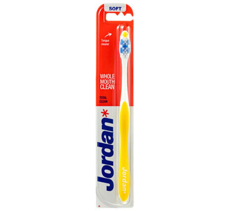 Jordan Total Clean Soft Tandenborstel