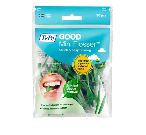 TePe TePe Good Mini Flosser - 4 stuks - Voordeelverpakking