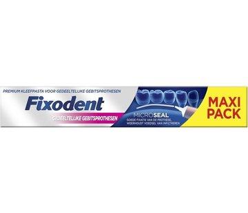 Fixodent Fixodent Microseal Kleefpasta voor Gedeeltelijke Gebitsprotheses - 57 gram