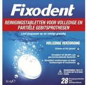 Fixodent Fixodent Reinigingstabletten - Volledige Verzorging