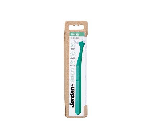 Jordan Jordan Flossertool Green Clean - 3 stuks - Voordeelverpakking