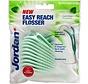 6x Jordan Easy Reach Flosser 25 stuks - Voordeelverpakking