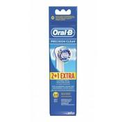 Oral-B Oral-B Precision Clean Opzetborstels - 2 + 1 gratis