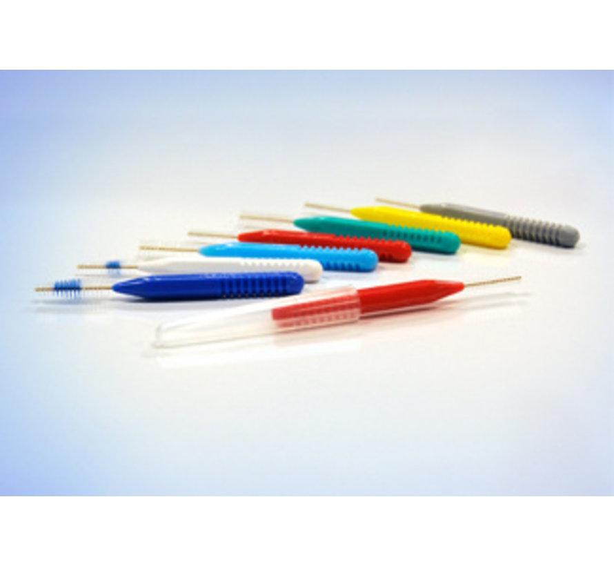 Lactona Easygrip Ragers Conisch-Easygrip A 2.5Mm-5Mm, Wit - 6 Gripzak X 5 Stuks - Voordeelpakket
