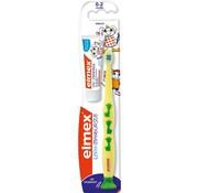 Elmex Elmex Leertandenborstel 0-2 Jaar + Tandpasta