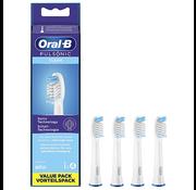 Oral-B Oral-B Pulsonic Clean Opzetborstels - 4 stuks