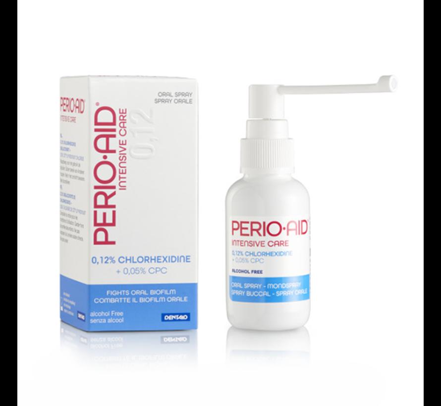 2x PerioAid Mondspray Intensive Care 50 ml