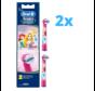6x Oral-B Opzetborstels Kids Princess 2 stuks