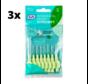 TePe Extra Soft Groen 0,80mm 3 x 8 stuks - Voordeelverpakking