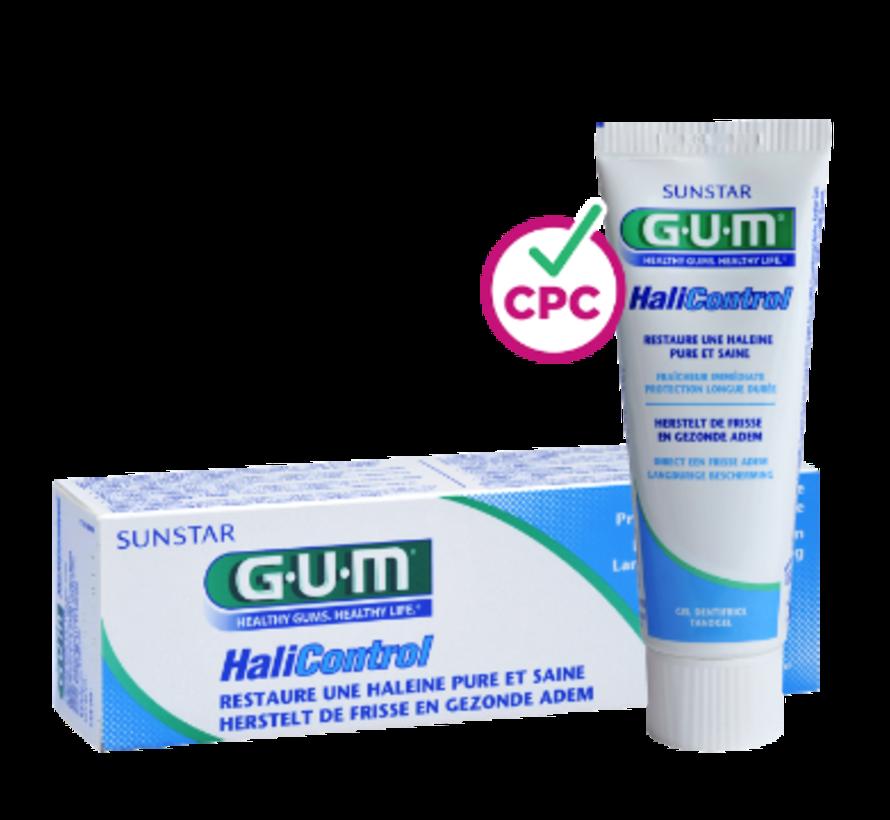 GUM Tandpasta HaliControl - 75 ml