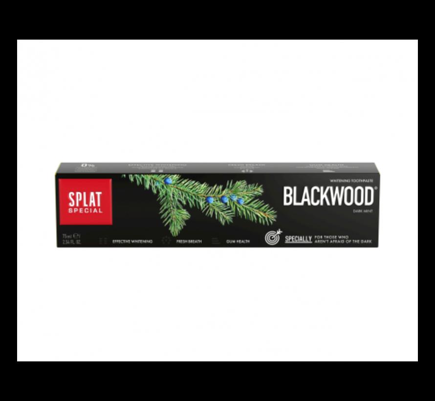 4x Splat Tandpasta Special Blackwood - 75ml