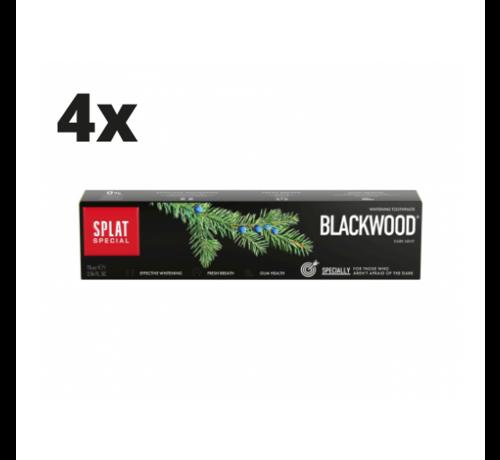 Splat 4x Splat Tandpasta Special Blackwood - 75ml