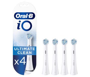 Oral-B Oral-B iO Ultimate Clean Opzetborstels - 4 stuks