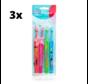 TePe - Kids Zoo (Extra Soft) Tandenborstels - 12 stuks - Voordeelverpakking