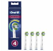 Oral-B Oral-B FlossAction Opzetborstels CleanMaximiser - 4 stuks