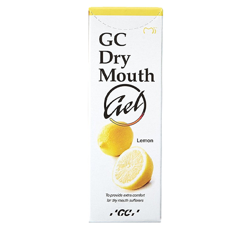 GC Tooth Mousse GC Dry Mouth Gel Lemon - 35 ml