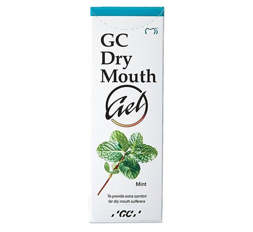 GC Tooth Mousse GC Dry Mouth Gel Mint - 35 ml