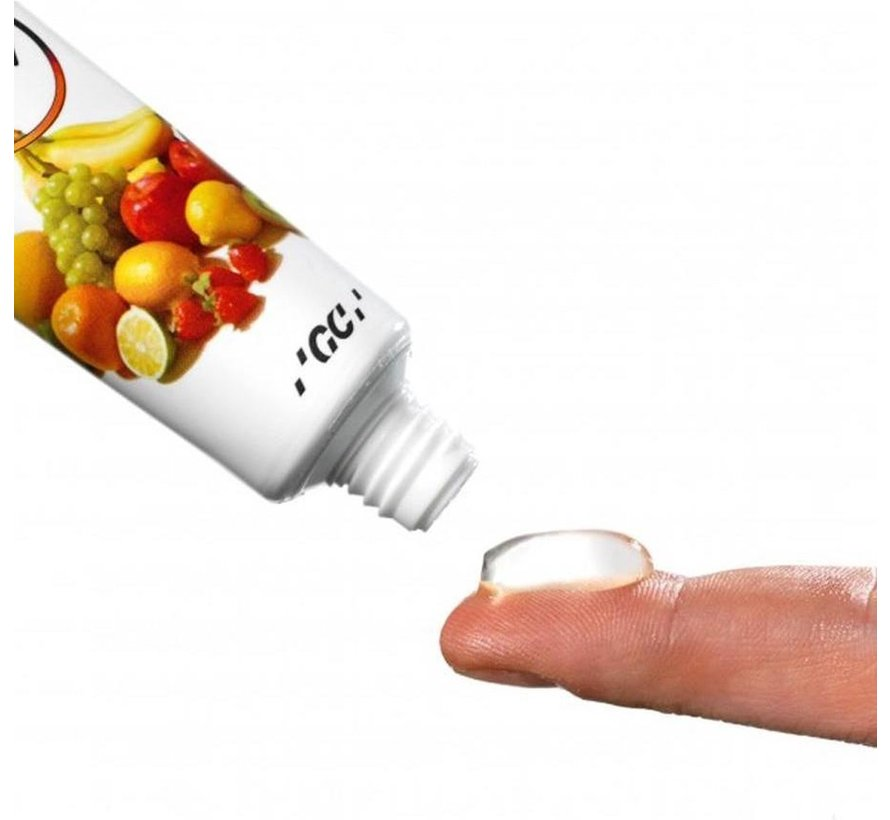 GC Dry Mouth Gel Framboos - 35 ml