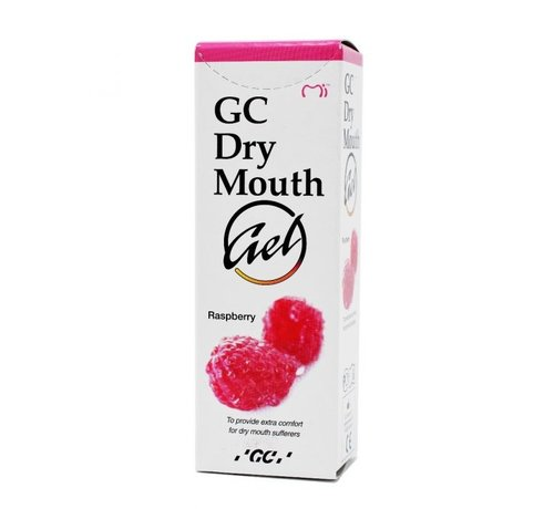 GC Tooth Mousse GC Dry Mouth Gel Framboos - 35 ml