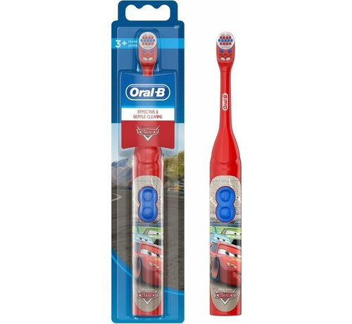 Oral-B Oral-B Disney Cars Elektrische tandenborstel op batterij