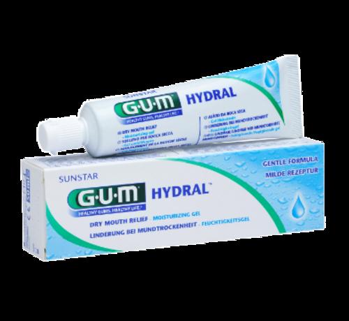GUM 3x GUM Hydral Bevochtigingsgel 50 ml