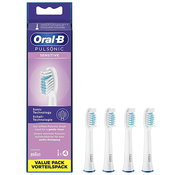 Oral-B Oral-B Pulsonic Sensitive Opzetborstels - 4 stuks