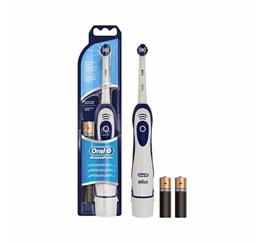 Oral B Advance Power - elektrische tandenborstel op batterij - duo pack