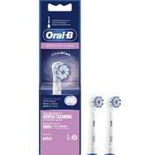 Oral-B Oral-B Sensitive Clean Opzetborstels - 2 Stuks