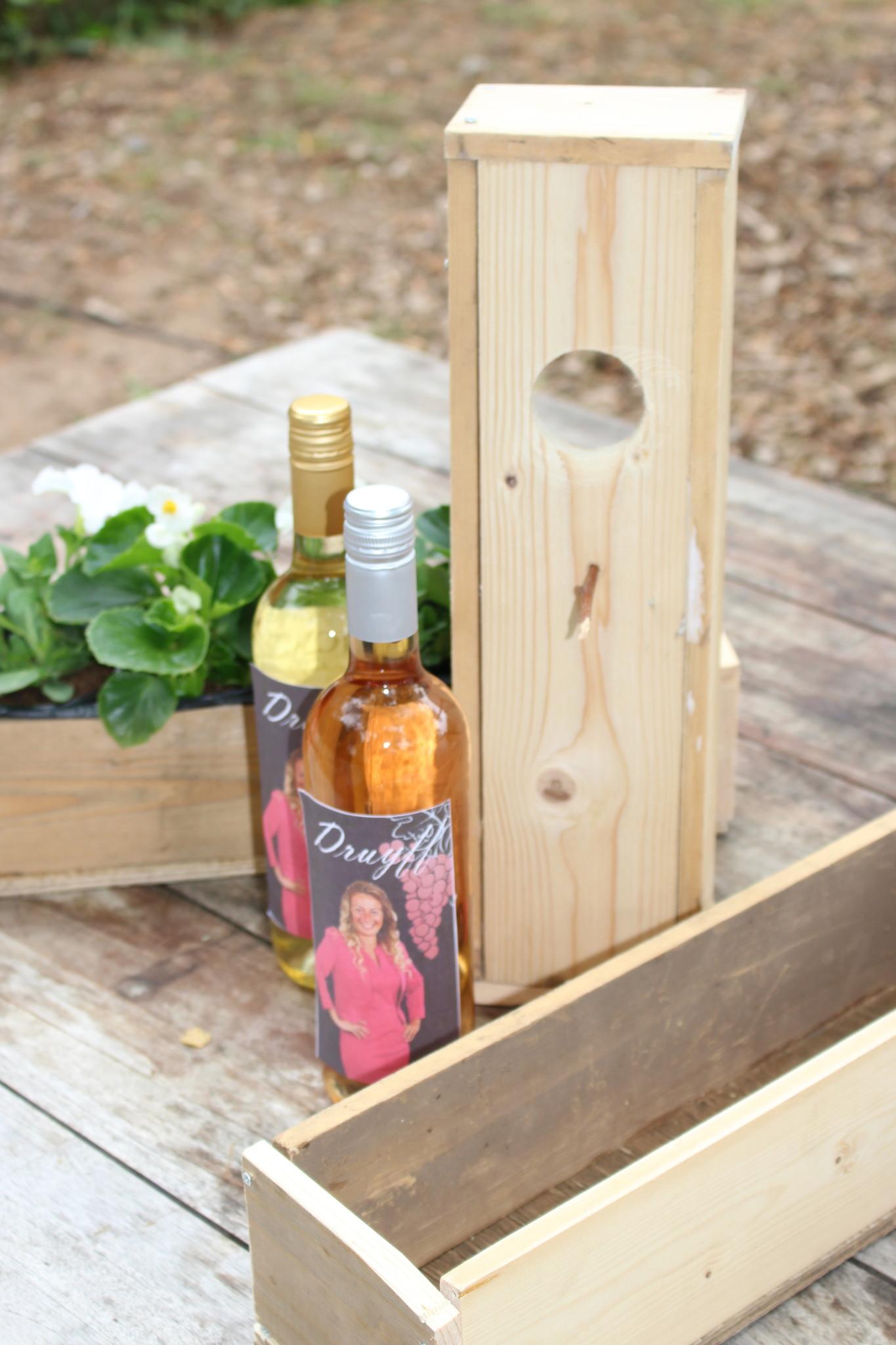 Druyff wijnen (rosé / droge witte wijn)
